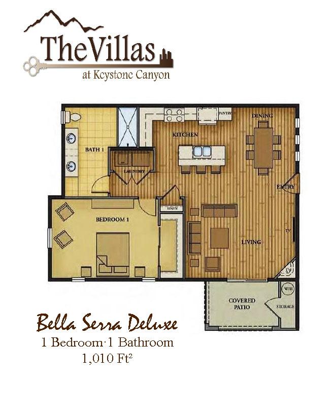 Bella Serra Deluxe