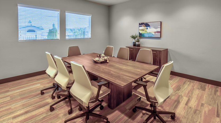 Carson Hills Apartments - Carson City NV - Clubhouse - Conference Room