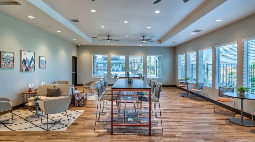 Carson Hills Apartments - Carson City NV - Clubhouse - Den Area