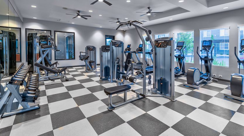 Carson Hills Apartments - Carson City NV - Clubhouse - Gym