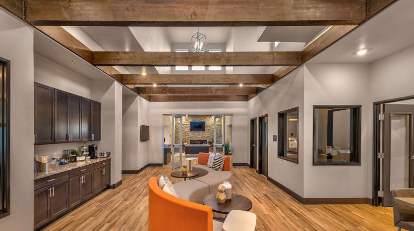 Carson Hills Apartments - Carson City NV - Clubhouse - Lobby