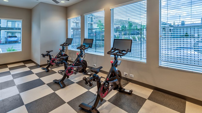 Carson Hills Apartments - Carson City NV - Clubhouse - Spin Room
