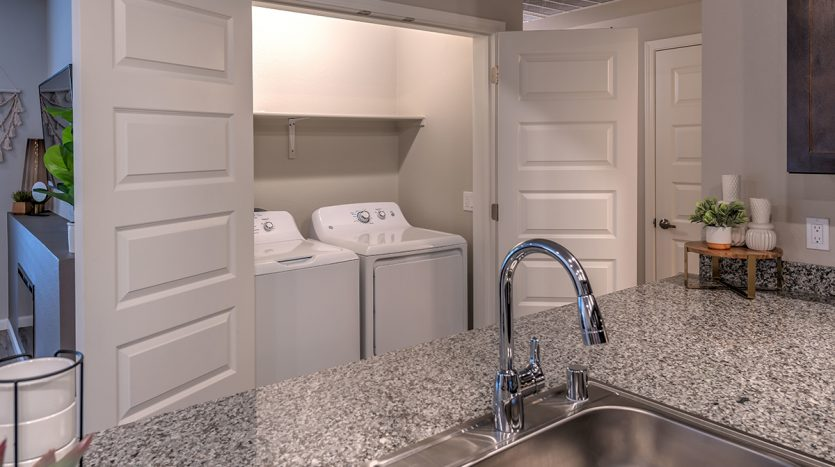 Carson Hills Apartments - Carson City NV - Two Bedroom - Laundry Room