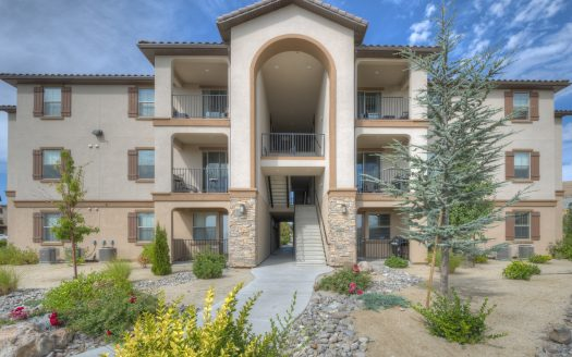 Villas at Keystone Canyon Apartments - Reno NV - Exterior